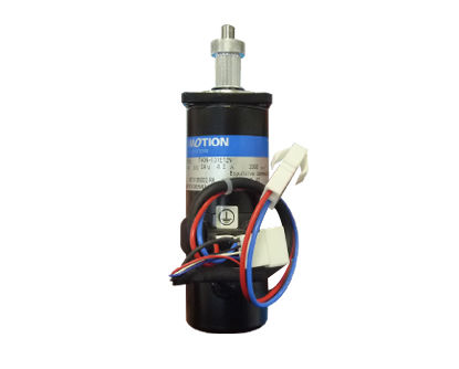 Picture of JV5 Y-Axis Motor with Pulley - M009195