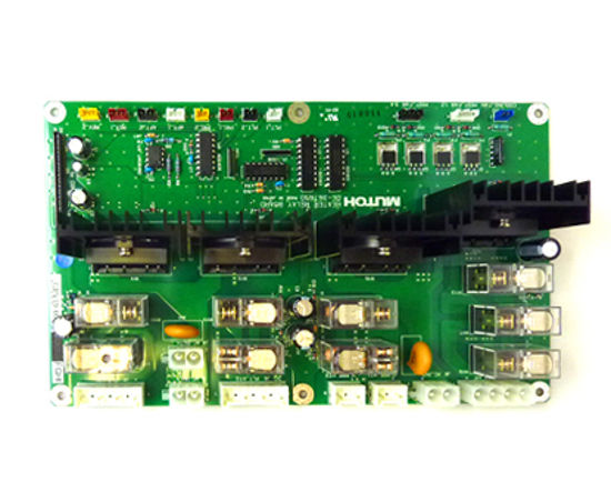 Picture of VJ-1204 Heater Relay Board Assy - DF-49661