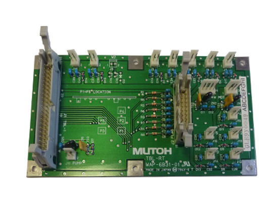 Picture of Albatros TBL-RT Board Assy - EA-3B507