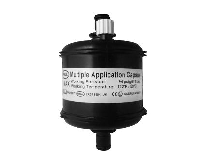 Picture of PALL Capsule Filter Black 5 micron CPC - MACCA0508J