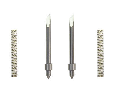 Picture of Mutoh Carbide Cutting Blade 45° cutting angle without depth indication (2 pcs) - ZME-20034B
