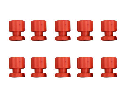 Picture of GS Series Fitting Luer Female Plug (10 pc) - P5085-A