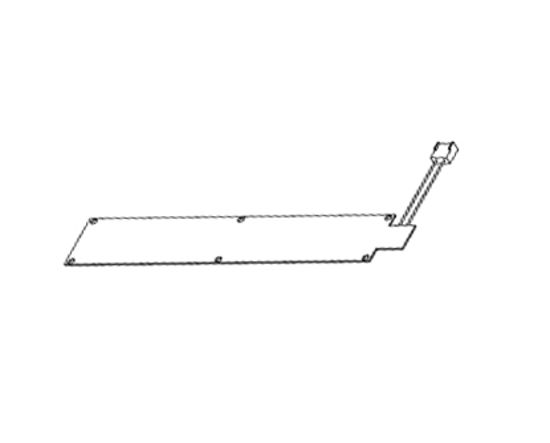Picture of Anapurna M Rubber Heater (6C) - D2+7560516-0001