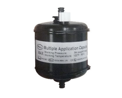 Picture of PALL Capsule Filter Black 5 micron Luer - MACCA0507