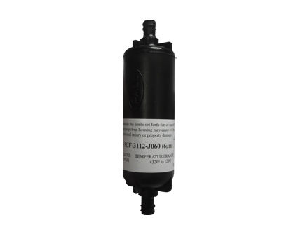 Picture of PALL Small Capsule Filter Black 6 micron Luer - SCF3112J060