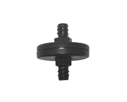 Picture of DIGIBASE Disc Filter Black 5 micron Luer - 8111-33-0005B-23