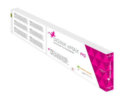 Picture of DIGINK eMAX Magenta (440ml cartridge) - INDIEM01MA